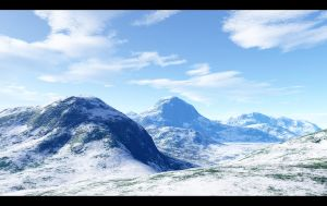 Artic Tundra by Lady-Trevelyan