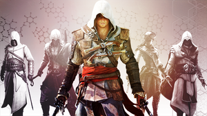 Edward Kenway Wallpaper by beacdc