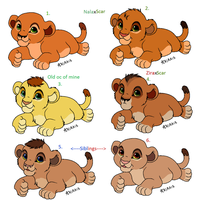 Cub adopts CLOSED by awesomist1