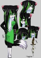 Ashez New Look by AshezTheKitty19