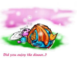 Enjoy the dinner by jeresy by kai-lovers-klub