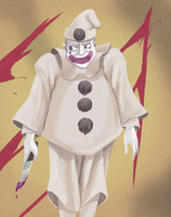 Pagliacci by madDolphin