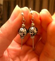 Madoka Grief Seed Earrings by Proxy170
