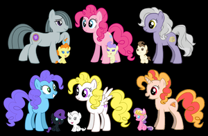 The Pie Sisters are Baby Sitters by 3D4D