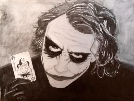 Joker by MoonProphecy