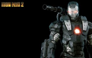 War Machine Wallpaper by Seans-Photography