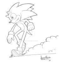 :. Sonic 1.: by PhoenixSAlover