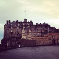 342 Edinburgh Castle by DistortedSmile