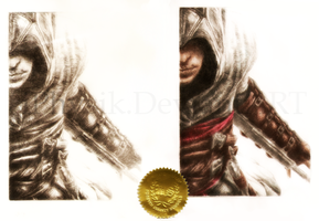Assassin's Creed-Altiar by iPhysik