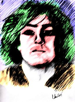Syd Barrett: Digitized by PoorTom