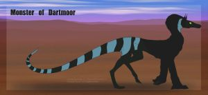 SWR Monster of Dartmoor (#152) by ReapersMenagerie