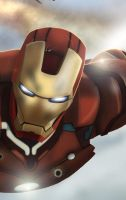 Preview - Iron Man by TheDEviLDweLLeR