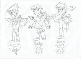 Tiberium Family by MegaMan-France-X-1