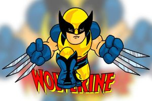 Wolverine by richyunspoken