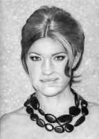 Jennifer Carpenter by Ilojleen