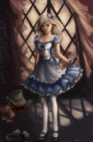 Deadly Alice by feavre