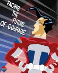Facing The Future of Courage by kevinbolk