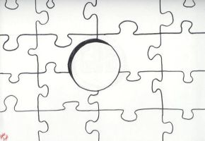 Missing Piece? by Master-Bryon
