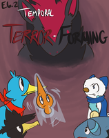 PMD-E Event 6.2 Title Page by Tokiball12345