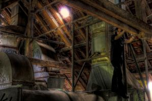 under the roof by marikaz