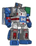 Fortress Maximus by JoelRCarroll