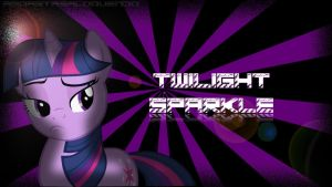 The Twilight Sparkle... by Amoagtasaloquendo