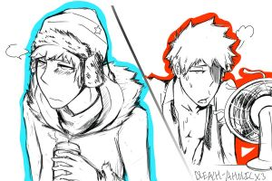 Ichigo: Hot and Cold... by bleach-aholicX3