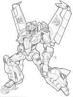 War for Cybertron Fusi Inked by Heatherbeast