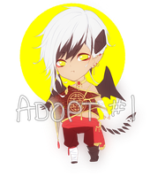 Ryukon adopt #o1 [ CLOSED ] by Haru-Tchi