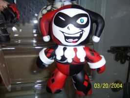 Harley Quinn Mighty Muggs by laz69frog