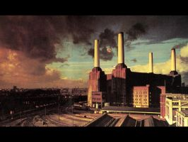 Pink Floyd Animals by Shockstar83