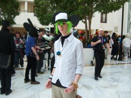 N Cosplay Katsucon 18 2012 by SmoresDragon