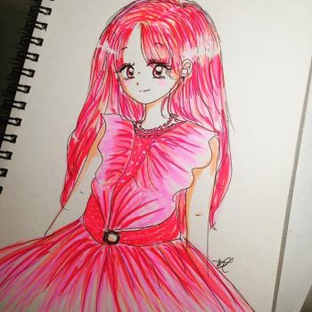 Pink by sunshinesmile7