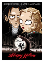Sleepy Hollow [cinemarium] by inkjava