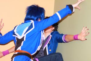 ColossalCon 2013 - Project K(PS) 90 by VideoGameStupid