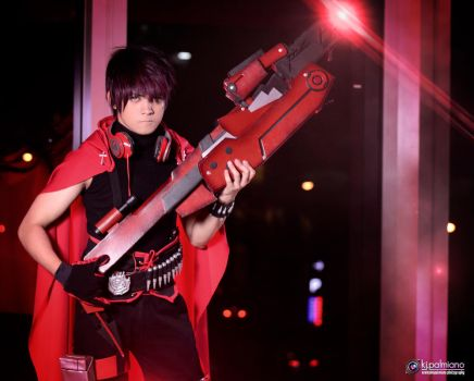It's also a customizable high-impact sniper rifle. by kiRkXD