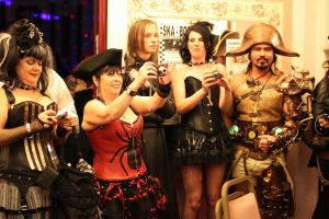 steampunk overlord party by cosplayoverlord