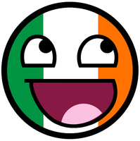 South Irish Awesome Face by TigerJ15