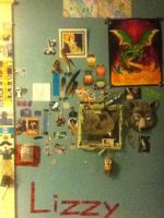 My Wall of Awesomeness by Snow-Feather1203