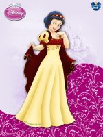 DisneyPrincess -SnowWhite ByGF by GFantasy92