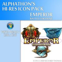 Emperor Battle For Dune Icon by Alphathon