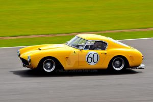 Ferrari 250 No 60 by Willie-J