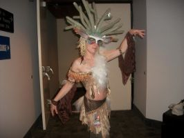 Forest Spirit - ConBravo Cosplay by SelenaEde