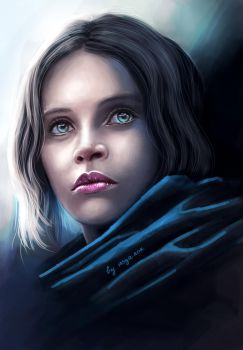 Rogue One by AsyaNor