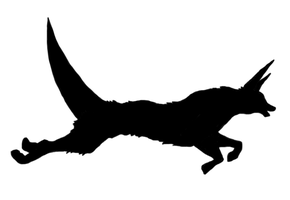 Finley Silhouette- Leap by GoWaterTribe