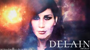 Delain - Stardust Wallpaper 1st version by raimundogiffuni