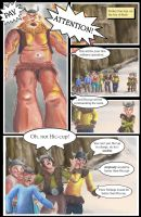 HTTYD Graphic Novel Book 1: Chapter 1, Page 1 by Zarakoda