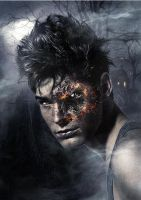 wolfman by lobaner