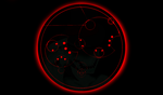 The Creepy Dark Gallifreyan Logo by Yamigetsu