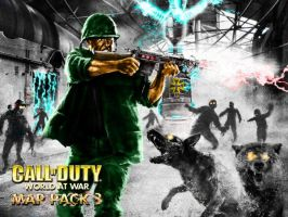 Nazi Zombies Recolored 2 by BlastShieldBuddy